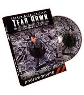 DVD Tear Down by Andrew Mayne