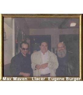 MAX MAVEN-LLACER-EUGENE BURGER