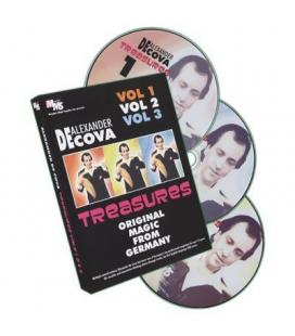 DVD *ALEXANDER DE COVA V.1,2,3/TREASURES