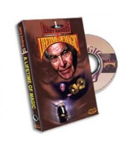 DVD LIFETIME OF MAGIC JERRY ANDRUS/V 1