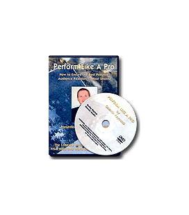 DVD *PERFORM LIKE A PRO
