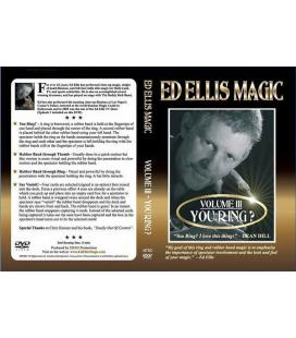 DVD * ED ELLIS MAGIC V III, YOU RING