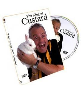 DVD * THE KING OF CUSTARD