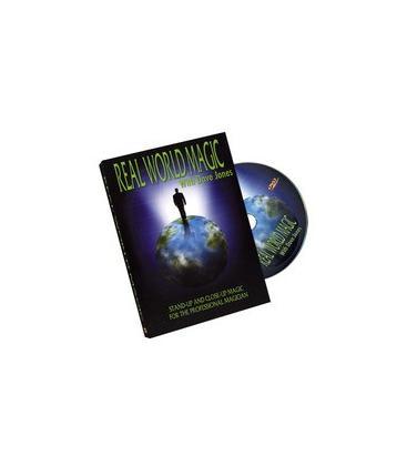 DVD *WORLD MAGIC WITH DAVE JONES