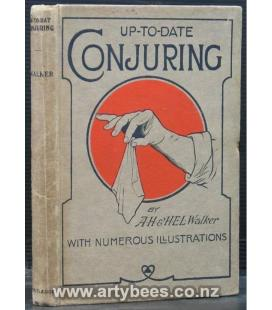 CONJURING TRICKS BY A.H.WALKER & H. WALKER/MAGICANTIC/5250
