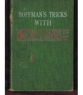 HOFFMAN´S TRICKS WITH WATCHES,RINGS, ETC/MAGICANTIC 5258