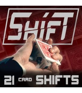 SHIFT CARTAS