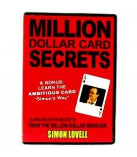 DVD* MILLION DOLLAR SECRETS WITH CARDS
