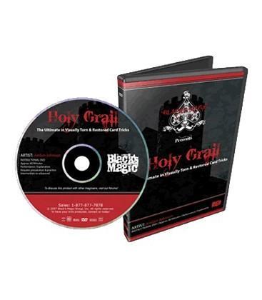DVD* HOLY GRAIL/JORDAN JOHNSON