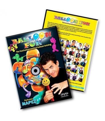 DVD MAPEZ BALLON FUN