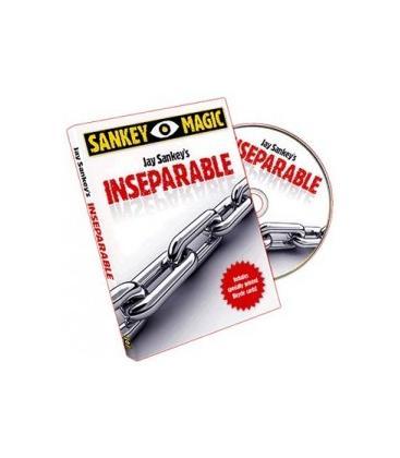 DVD INSEPARABLE JAY SANKEY