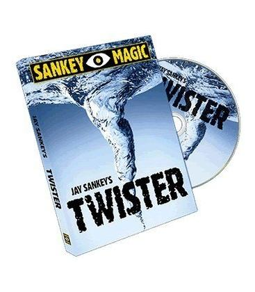 DVD TWISTER JAY SANKEY