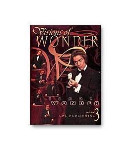 DVD *VISIONS OF WONDER/TOMMY WONDER, V, 3