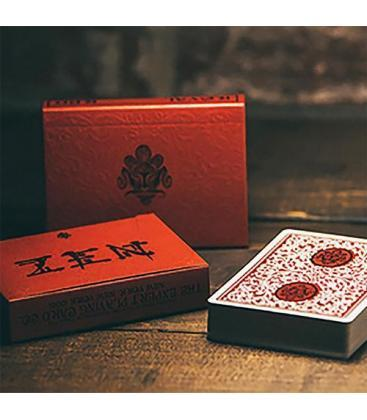 Royal Red Zen deck