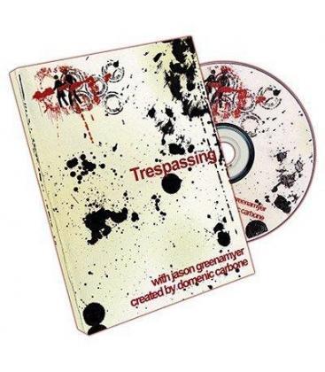 DVD TRESPASSING/DOMENIC CARBONE
