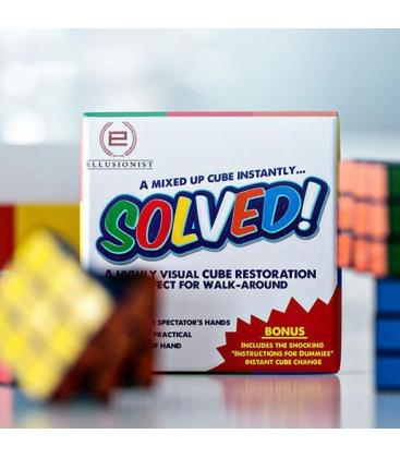 Solved by Adam Wilber