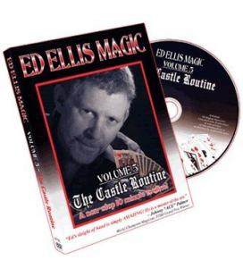 DVD* ED ELLIS MAGIC/THE CASTLE ROUTINE